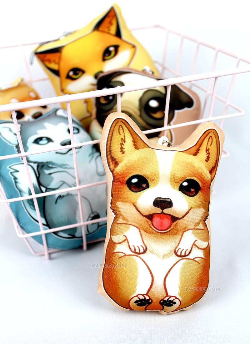 Mini Dog plush