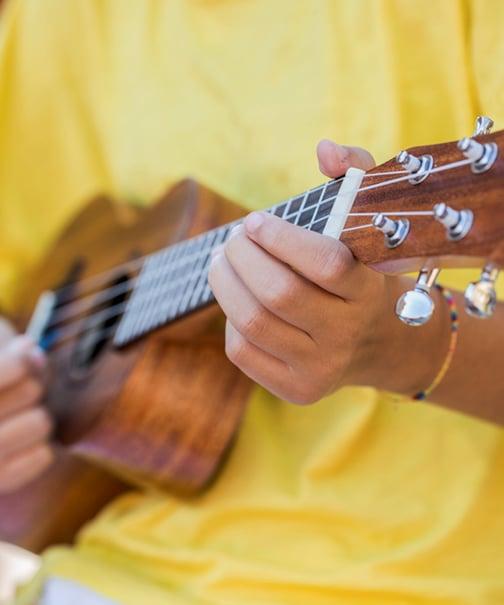 Image of Fingerstyle Ukulele Online Class