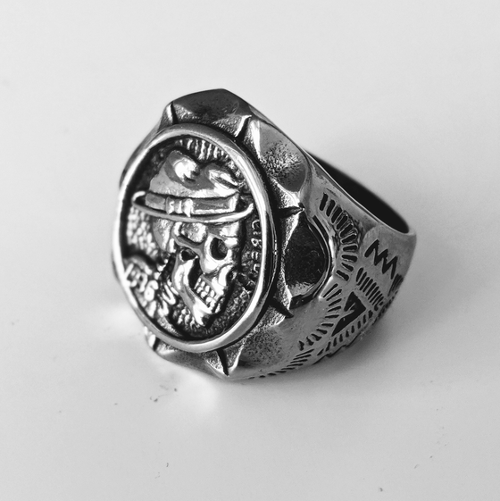 Image of Hobo Nickel Ring