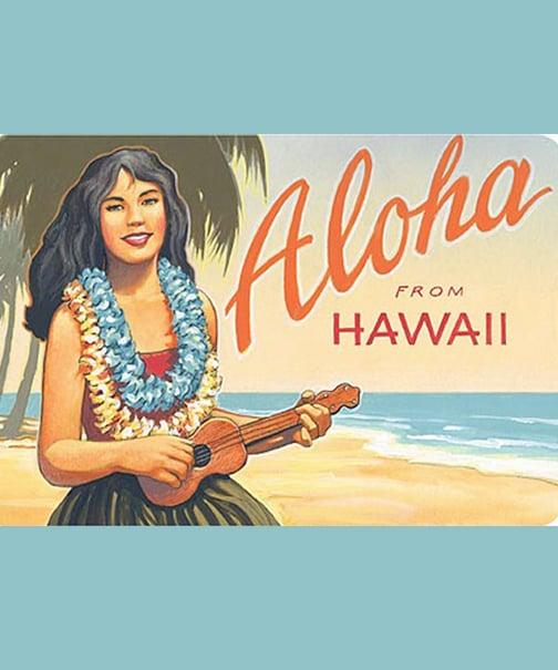 Image of Hawaiian Style Ukulele Online Class