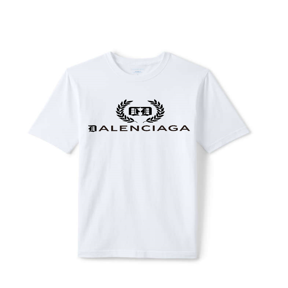 Image of DALENCIAGA TEE WHITE