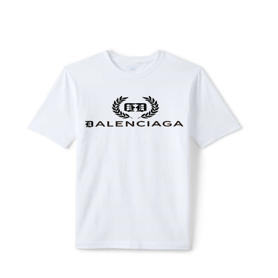 Image of DALENCIAGA TEE WHITE