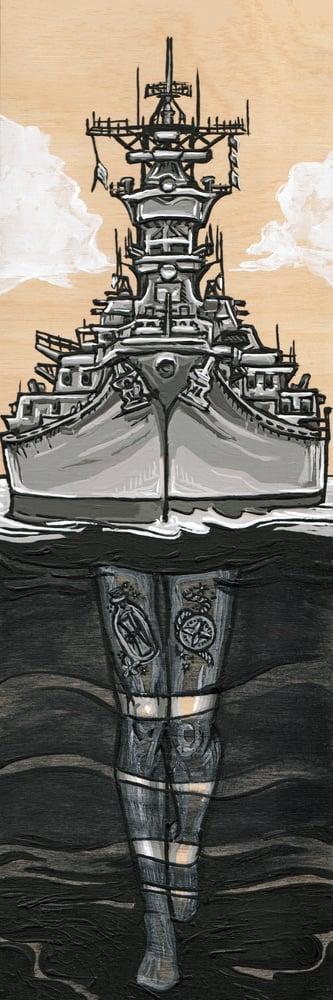 Image of She Ahead - Original Artwork