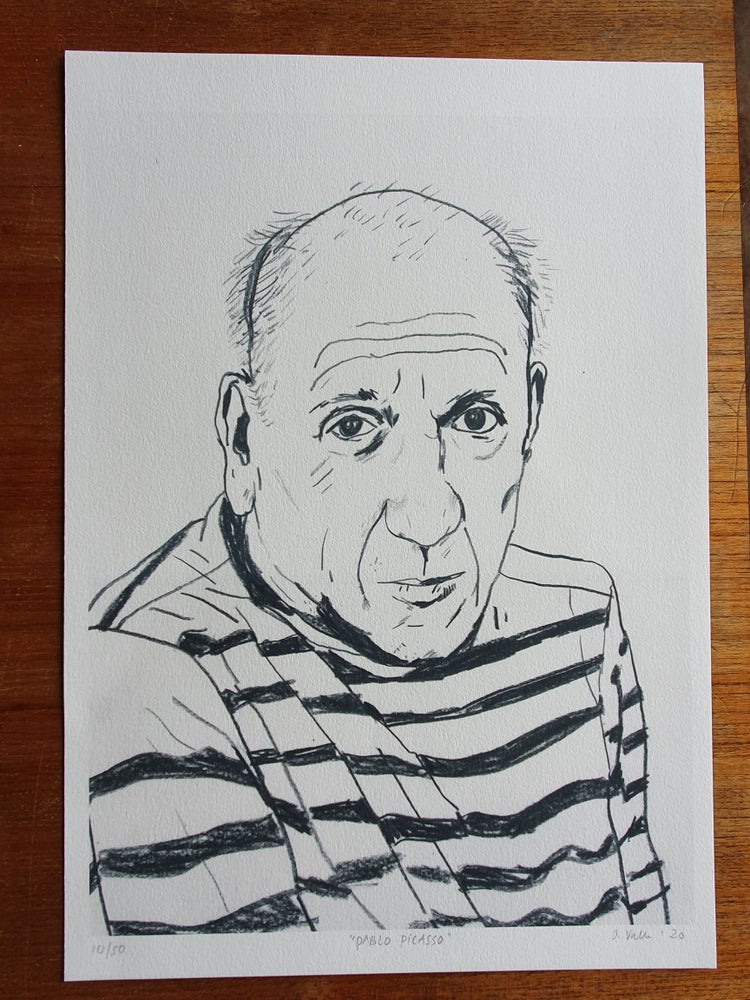 Image of Pablo Picasso