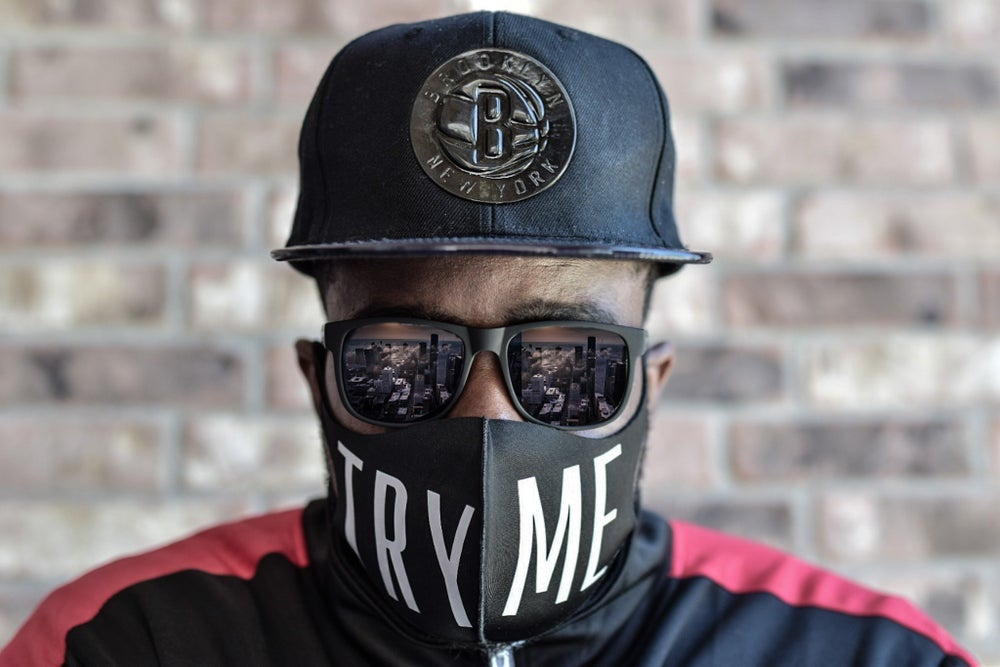 Image of TRY ME Mask
