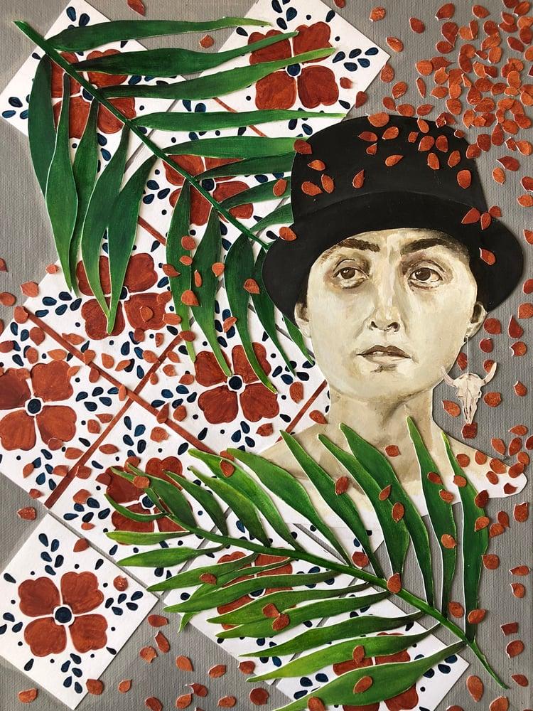 Image of 'Georgia' Print