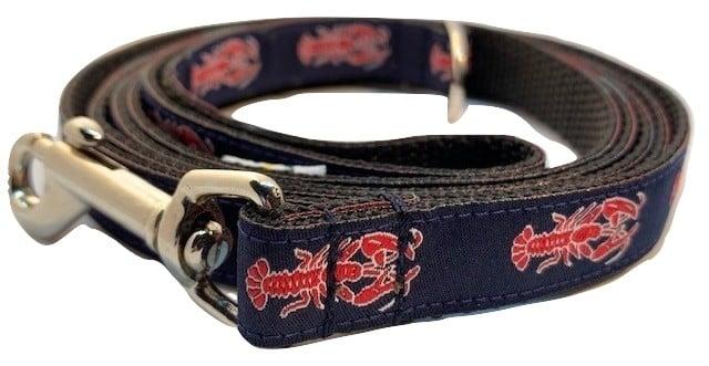 Lobster Red- Dog Leash