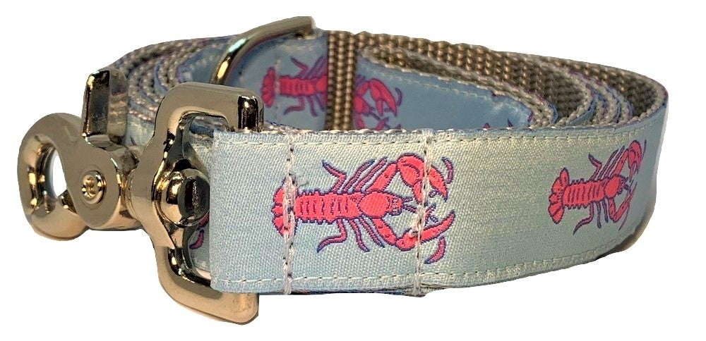 Lobster Pink - Dog Leash