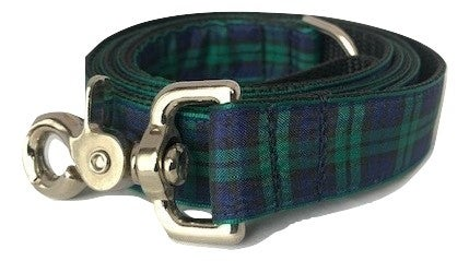 Black Watch Tartan - Dog Leash
