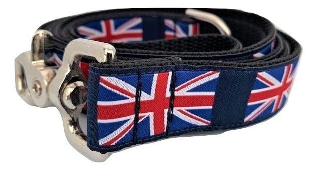 British Flag - Dog Leash