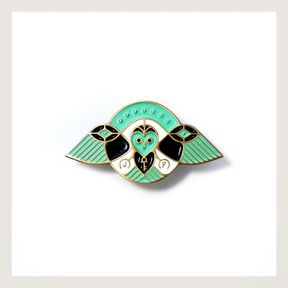 Image of Secret Society Pin