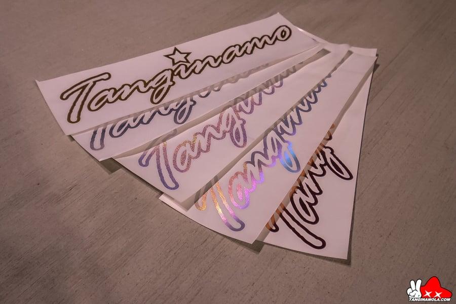 Image of TANGINAMO V4 LARGE DECAL