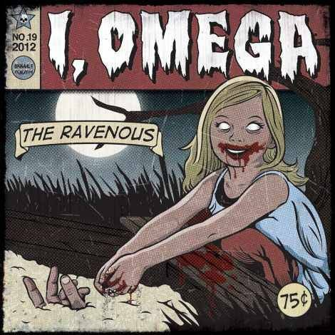 "Image of I, OMEGA ""THE RAVENOUS"" CD EP"