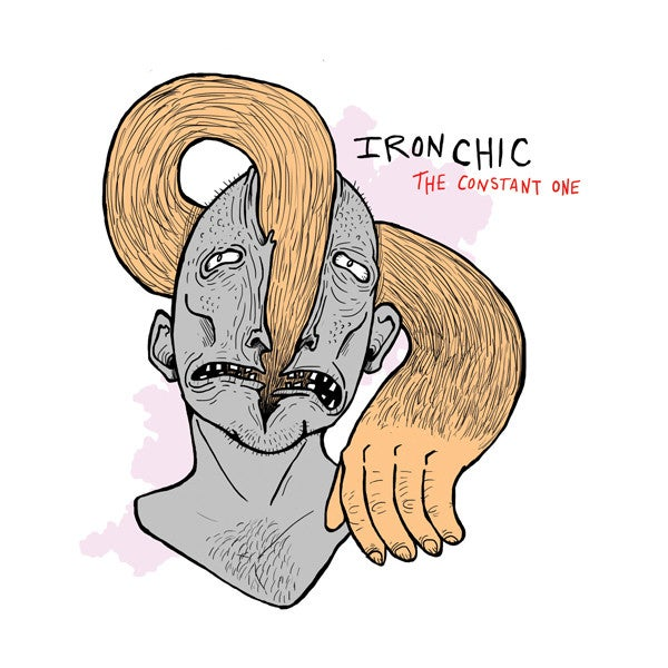 Image of Iron Chic - The Constant One LP