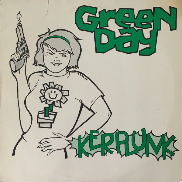 Image of Green Day - Kerplunk LP + 7""