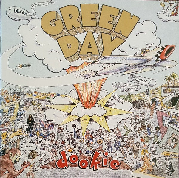 Image of Green Day - Dookie LP