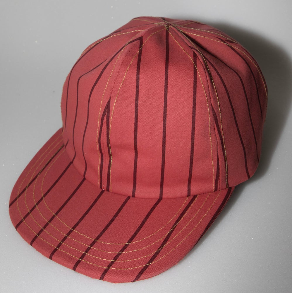 Image of Pink pinstripes