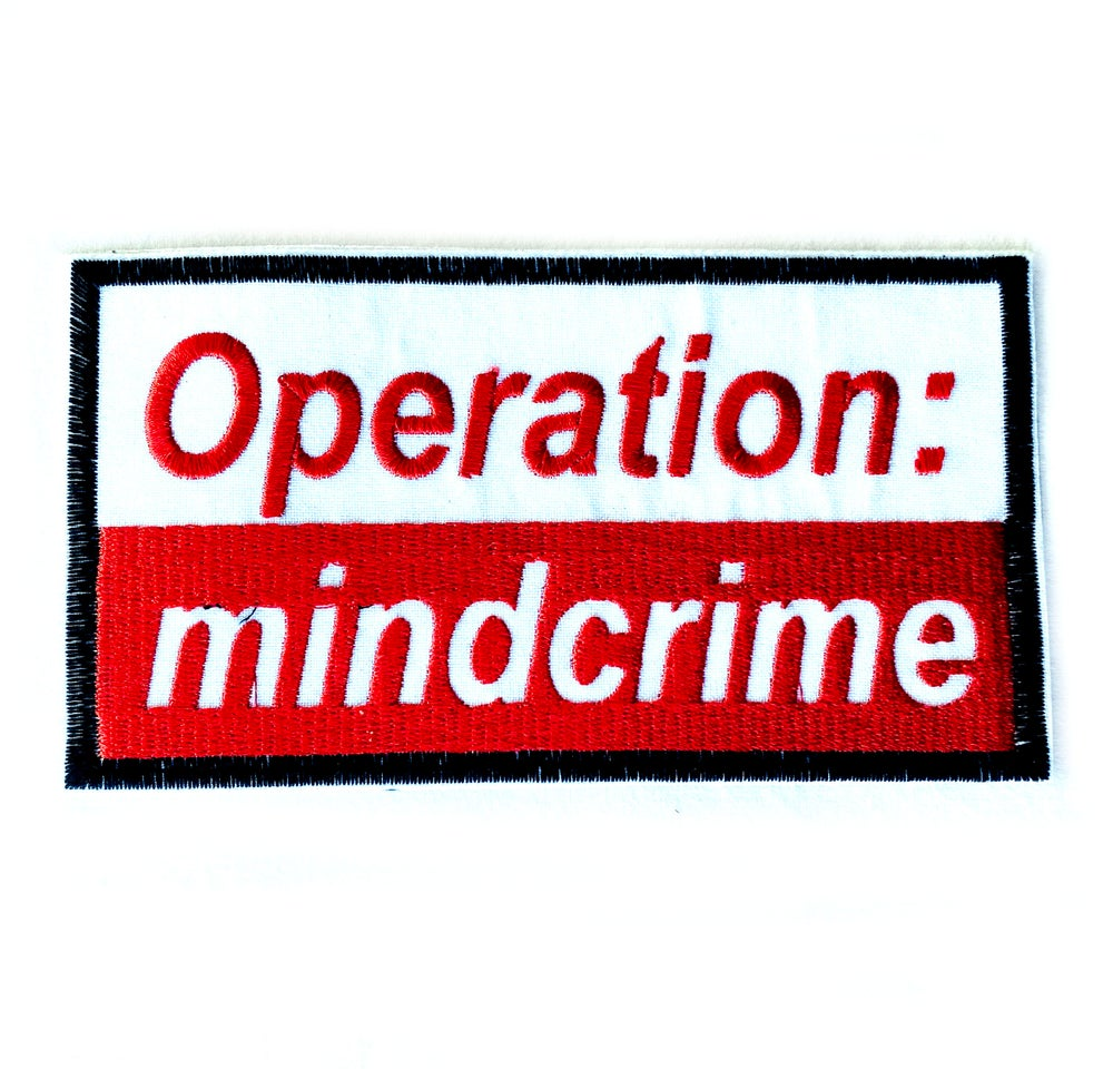 Image of GEOFF TATE - Operation Mindcrime - Aussie Tour Patch