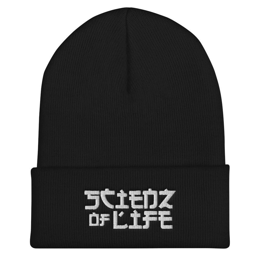 Scienz of Life Coming Forth by Day Beanie