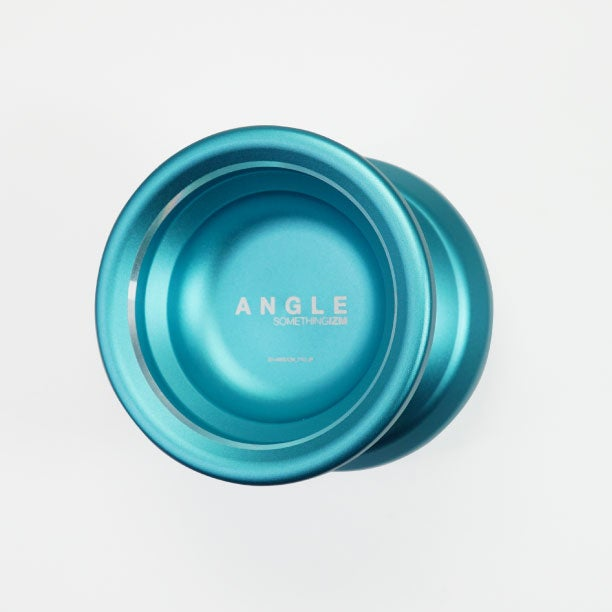 Image of ANGLE (TURQUOISE)