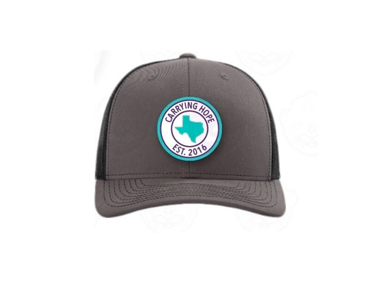 Image of Texas Hand-Stitched Trucker Hat