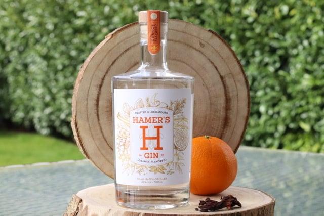 Image of Hamer's Gin - Orange flavored -