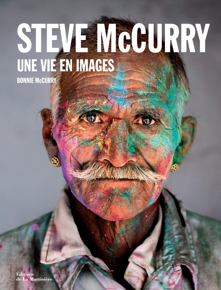 "Image of   ""Une vie en images"" de Steve McCurry"
