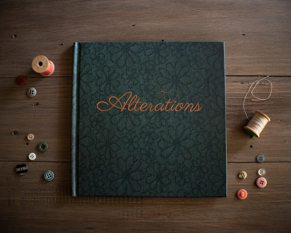 Image of Alterations Signed Monograph