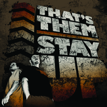Image of Thats Them - STAY UP LP