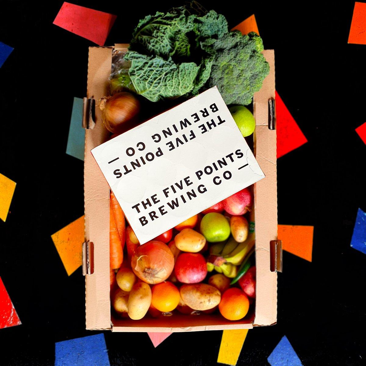 FOOD & DRINKS BOX