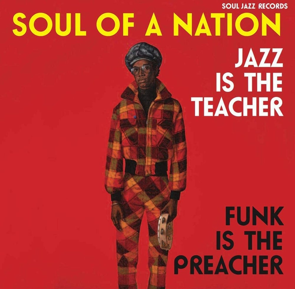 Image of Soul of a Nation - Jazz is the Teacher
