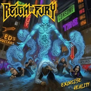 "Image of ""Exorcise Reality"" Limited Edition CD"