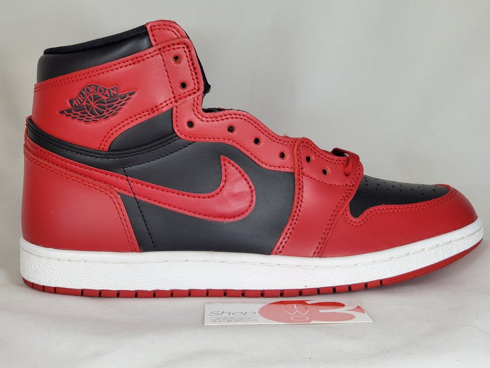 Image of Jordan 1 Retro High 85 Varsity Red