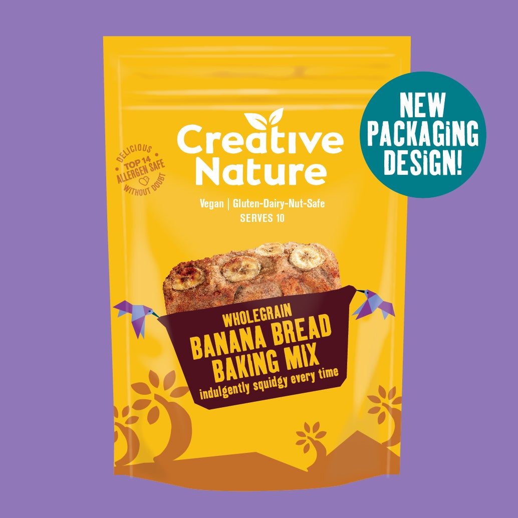 Baking Mixes and Nibbles from Creative Nature
