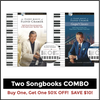 Two Songbooks COMBO (Save $10!)