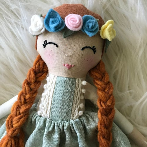 Image of Anne of a Green Gables - Seafoam Green