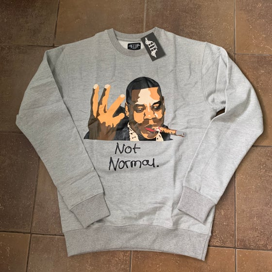 Image of Jay-Z Not Normal sweater