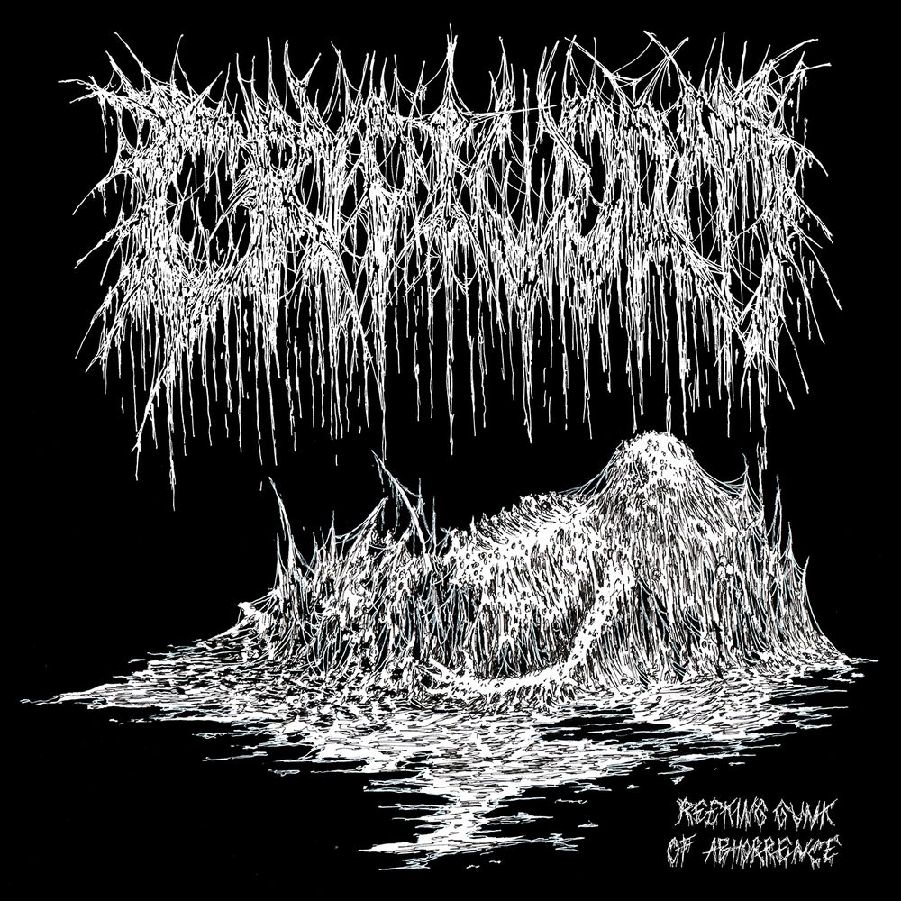 "CRYPTWORM ""Reeking Gunk Of Abhorrence"" Mini CD"