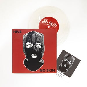 "Image of ALL VINYL! TRINITY TEST LP + BONEFIRE LP + DISSIDENT CLONE 7"" + HIVE/NO SKIN 7"" $30"