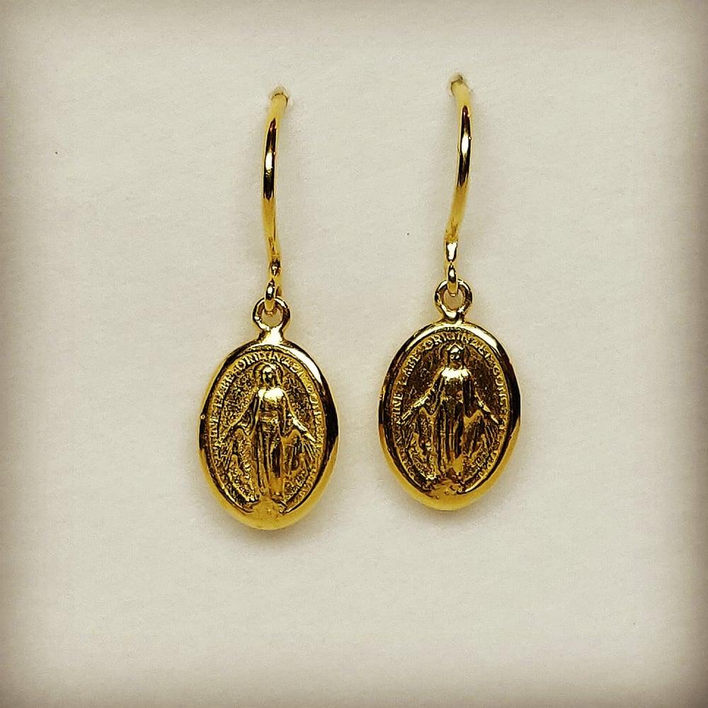 Beeld van Miraculous Maria earrings