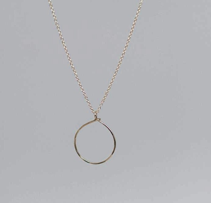 Image of Circle Necklace