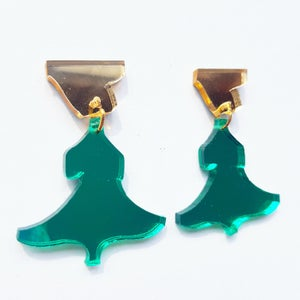 Image of Zero Waste Recycled Earrings #2