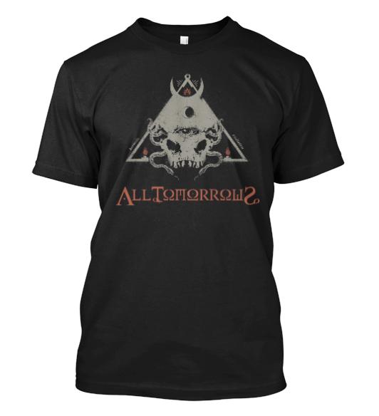 Image of Hermetic Exaltation by Aldo Rojas Unisex T-Shirt