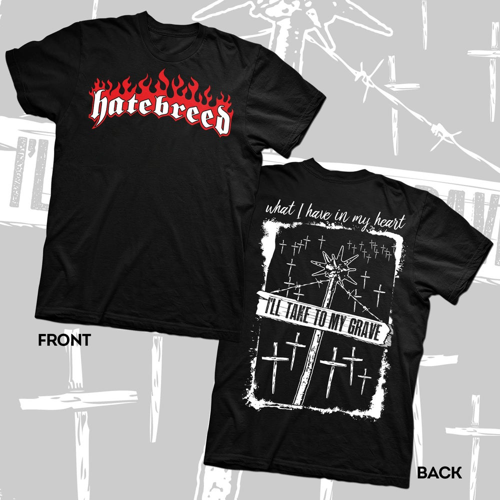 "Image of HATEBREED ""BEFORE DISHONOR"" SHIRT"