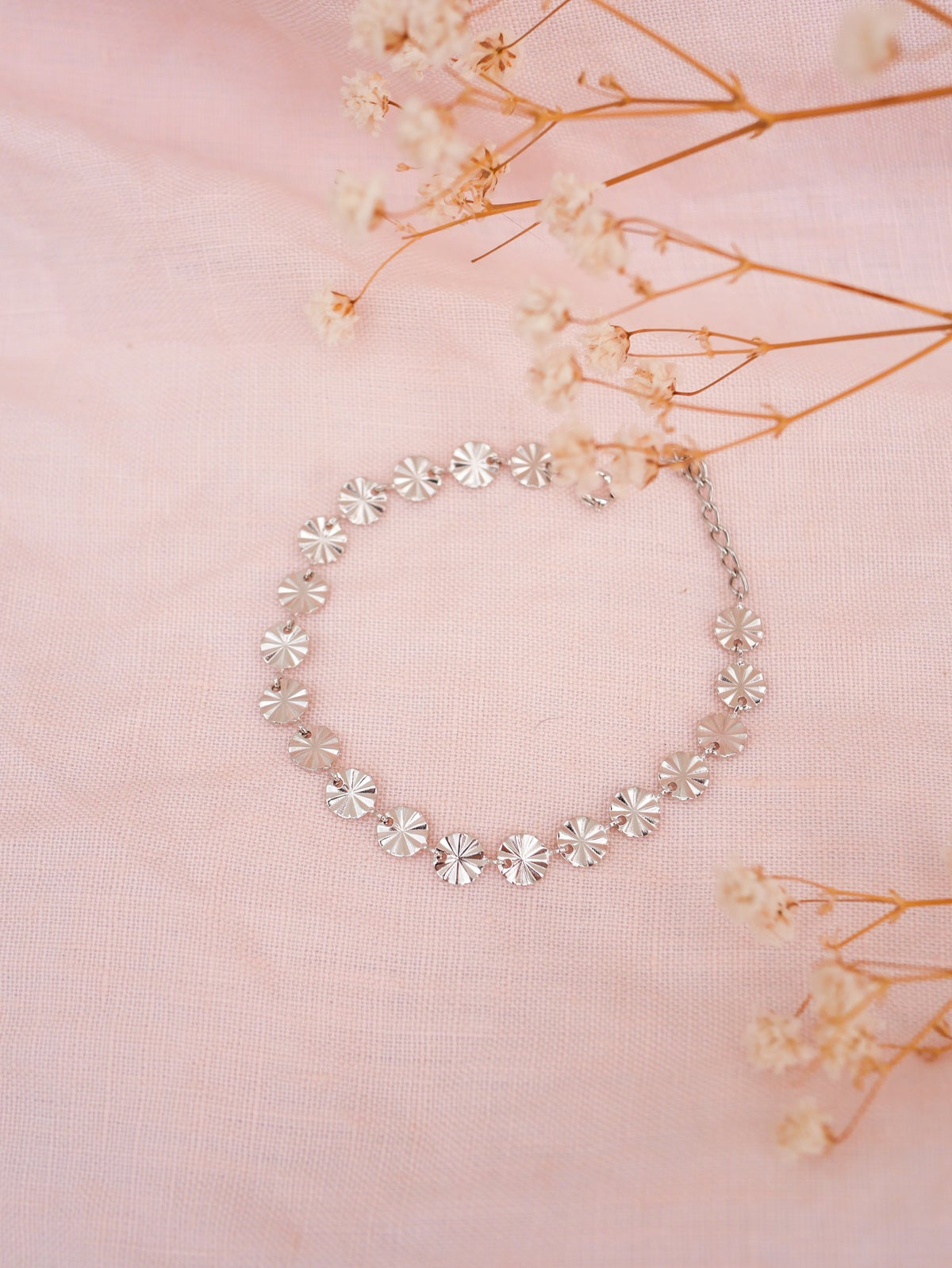 Image of Bracelet SHELLY Argenté