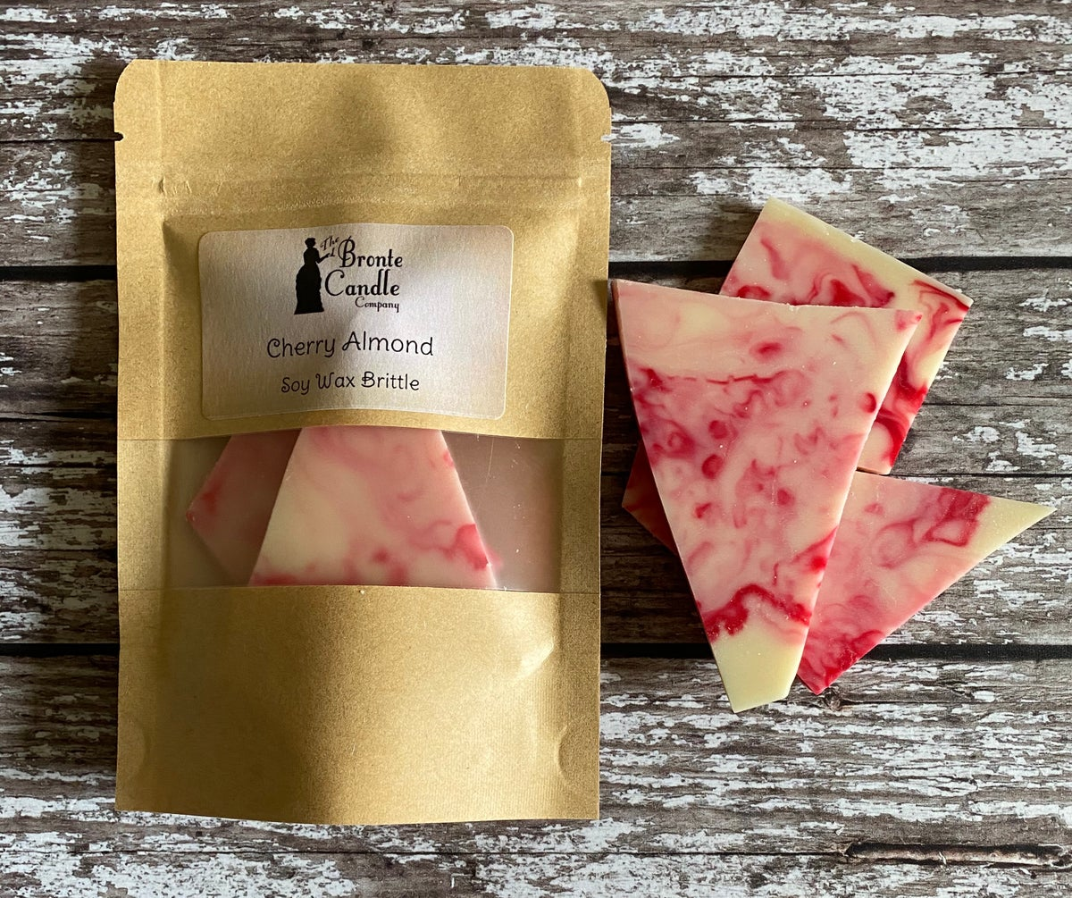 Image of Cherry Almond Soy Wax Mini Brittle Bag