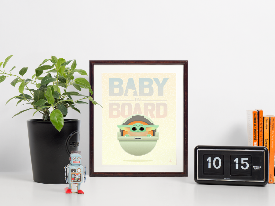 Image of Baby on Board