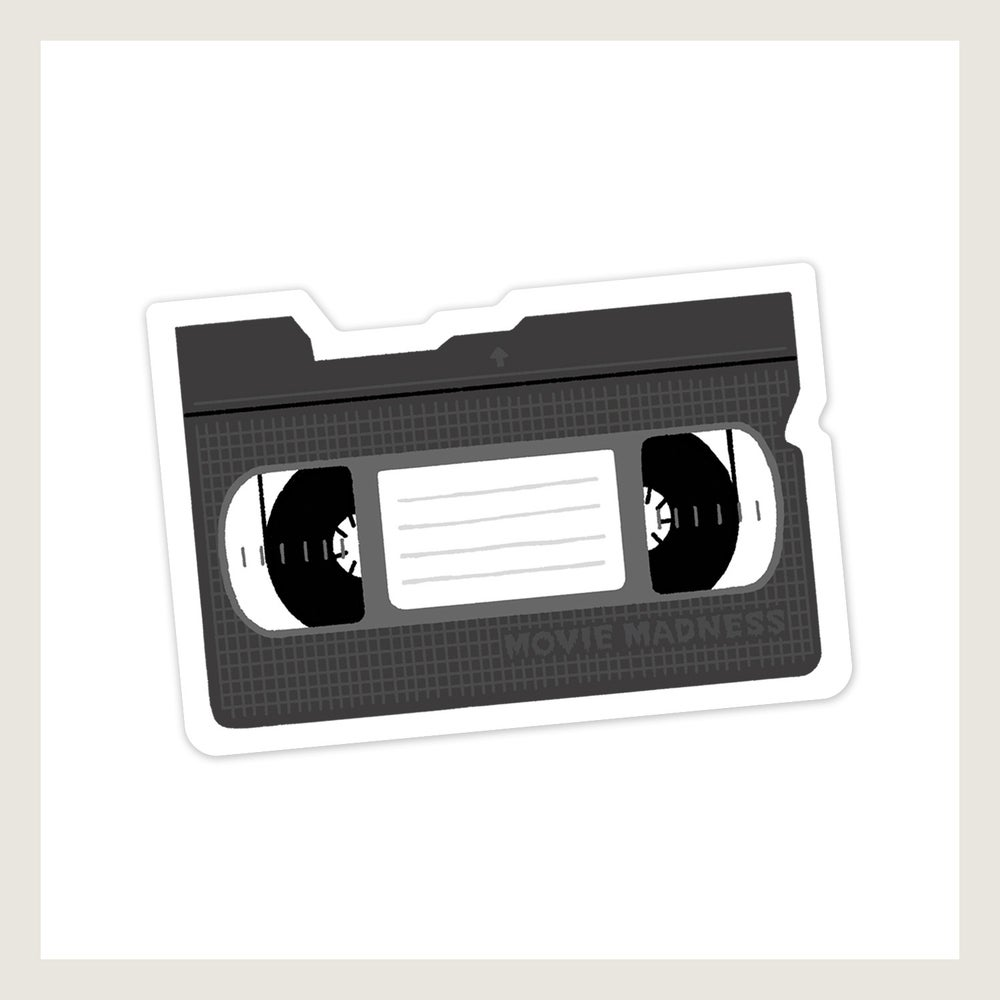 Image of Oregon VHS Sticker