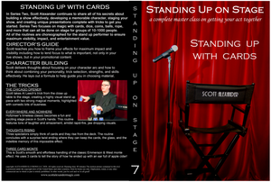 Image of Standing Up With Cards -DOWNLOAD VERSION