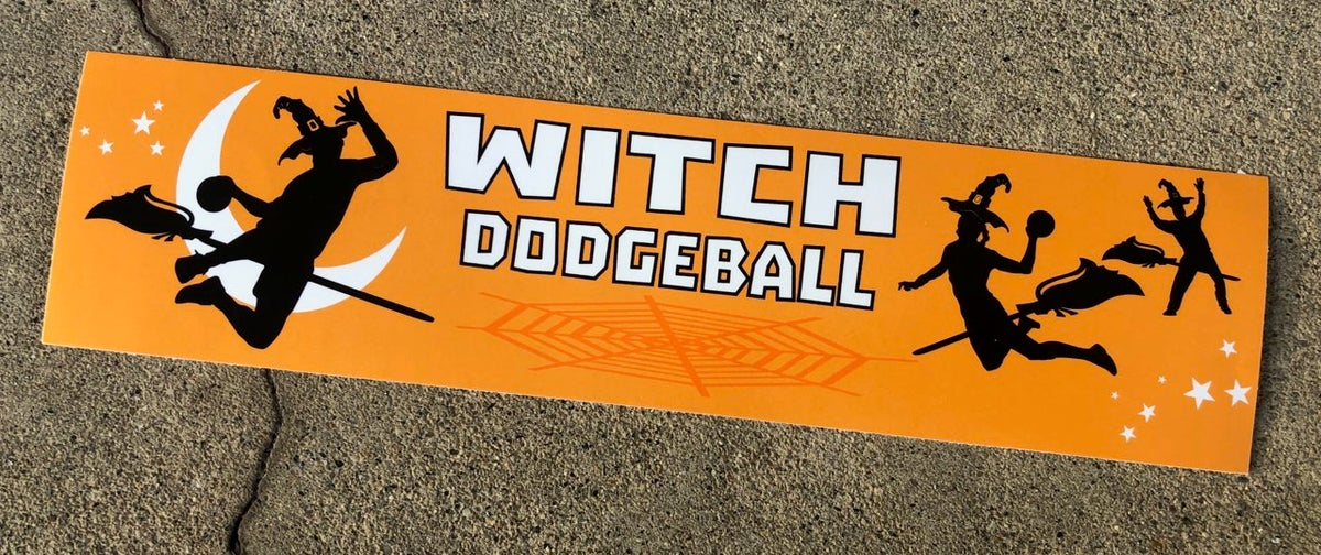 WITCH DODGEBALL